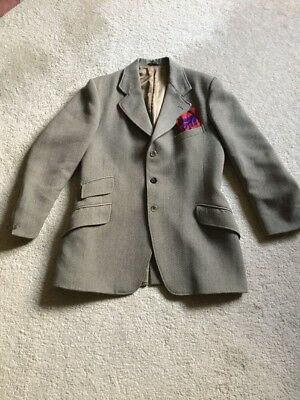 Men's Vintage Hunting Gamekeepers Country Jacket Pytchley Phillips & Piper Ltd