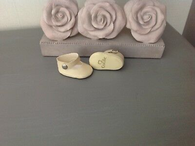 Chaussures corolle beige 42 cm