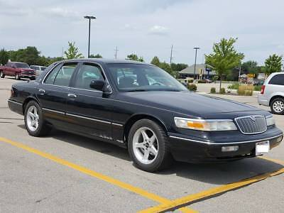 1996 Mercury Grand Marquis LS 1996 Mercury Grand Marquis LS Manual Swap, PI Engine Swap.