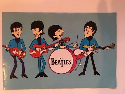 Beatles '65 British Tour Program, With Original Poster Included!