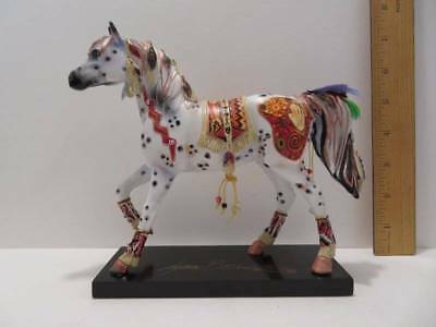 """The Trail of Painted Ponies """" Copper Enchantment """" 1E/3776 Lynn Bean #12244 SIGN"""