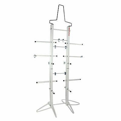 Brand New Deluxe Wet Gear Locker Sport Dryer and Organizer Rack