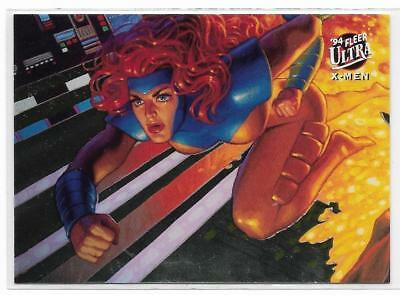 1994 Fleer Ultra X-Men Portrait ( 9 of 9 ) Jean Grey