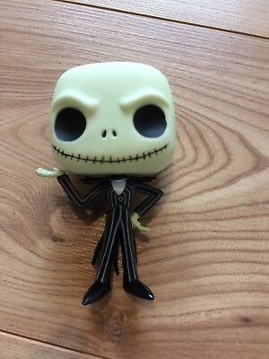 bobble head jack from nightmare before xmas no box excellent