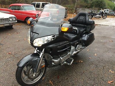 2005 Honda Gold Wing  2005 Honda Goldwing