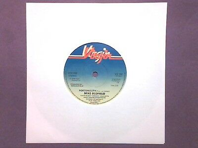 """Mike Oldfield - Portsmouth (7"""" single) VS 163"""