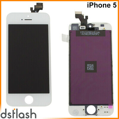 Pantalla Completa iPhone 5 5G LCD Retina Blanco Display Tactil para Apple Blanca
