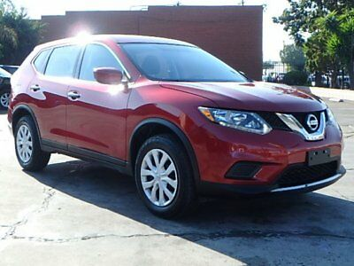 2016 Nissan Rogue AWD 2016 Nissan Rogue AWD Wrecked Repairable Perfect Project Economical Many Options
