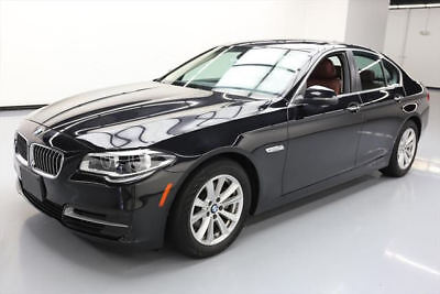 2014 BMW 5-Series Base Sedan 4-Door 2014 BMW 528I XDRIVE SEDAN AWD SUNROOF NAV HUD 34K MI #619725 Texas Direct Auto