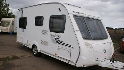 2011 Swift Safari 535,Fixed bed,Motor Mover,Mint condition