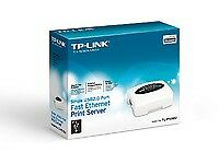 NEW! TP-Link TL-PS110U USB 2.0 10/100 Print Server