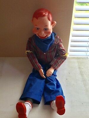1972 Eegee Howdy Doody Ventriloquist Doll