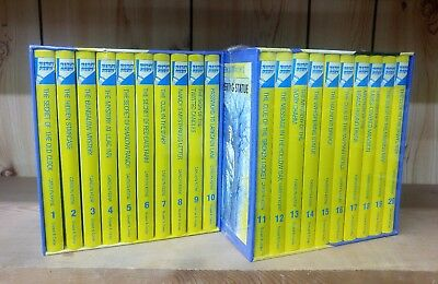 Nancy Drew Mystery Collection Vol. 1-20 - Boxed Set of 20 NEW!!