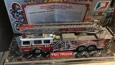 code 3 collectibles fdny