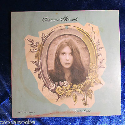 2005 Terami Hirsch Autographed CD Little Light 454 of 1000 Limited Edition