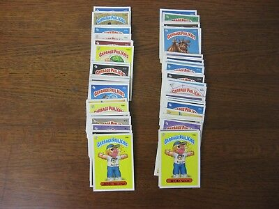 Garbage Pail Kids - Series 3 - 1986  Almost Complete A & B Sets - Missing 1 Card