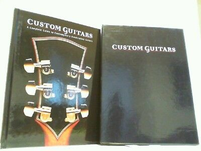 Custom Guitars - A Complete Guide to Contemporary Handcrafted Guitars (Acoustic