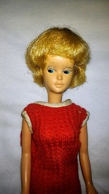 Vintage 1960s American Character Mary Make-Up Doll Tressy's Best Friend