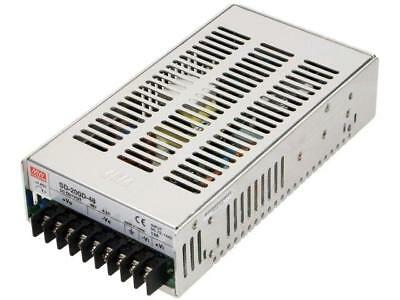 SD-200D-48 Converter DC/DC 201.6W Uin72÷144V Uout48VDC Iout4.2A MEANWELL