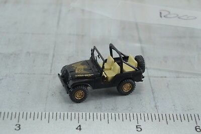 Roco Jeep CJ-7 Golden Eagle Black 1:87 HO Scale
