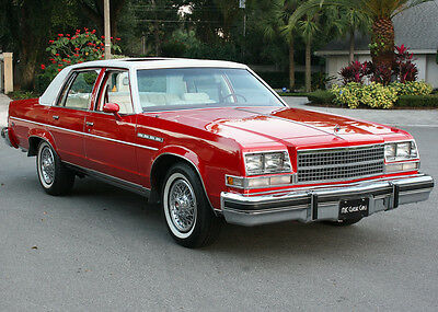 1978 Buick Electra Limited RARE & SPORTY TWO OWNER -1978 Buick Electra Limited  - 30K ORIG MILES