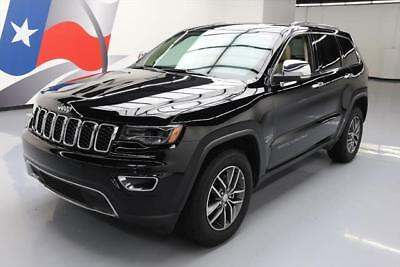 2017 Jeep Grand Cherokee Limited Sport Utility 4-Door 2017 JEEP GRAND CHEROKEE LTD HTD SEATS PANO NAV 30K MI #635874 Texas Direct Auto