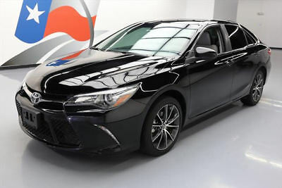 2015 Toyota Camry  2015 TOYOTA CAMRY XSE HEATED SEATS NAV REAR CAM 53K MI #100503 Texas Direct Auto
