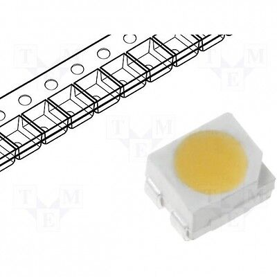 8x osygh4s2c1a LED SMD 3528plcc4 amarillo/Verde 3.5x2.8mm 120° 20mA optosupply