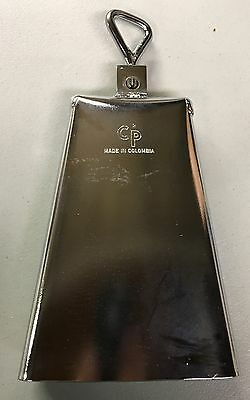 Timbale Cowbell Chrome Salsa Columbia Percussion-CP#3