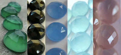 Lot of Mix Round and Oval Gemstones