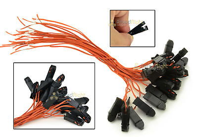 Pack of 100 Firework Display Remote Cue Electronic Remote Igniters 30Cm Long .3M