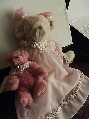 Annette Funicello * FRANGELICA & HER ANGEL BEAR w/ COA and original box