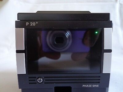 PHASE ONE P20+ Digital Back For Hasselblad V Cameras Excellent Condition