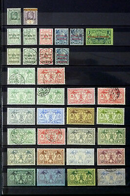 New Hebrides 1908-1925  34 Stamps