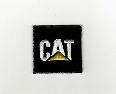 Nice Small CAT Diesel Power Patch.MINT Fast same day Shipping.Caterpiller
