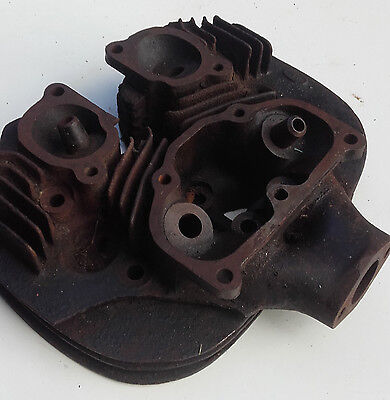 BSA A10 650cc IRON HEAD 67-1066