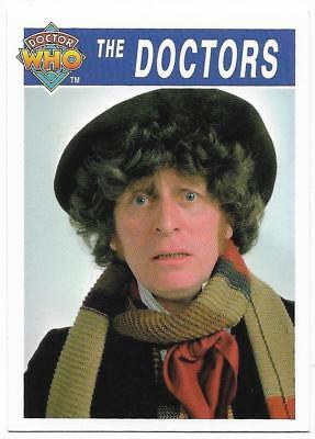 1995 Cornerstone DR WHO Base Card (174) The Doctors