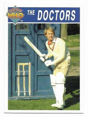1995 Cornerstone DR WHO Base Card (175) The Doctors