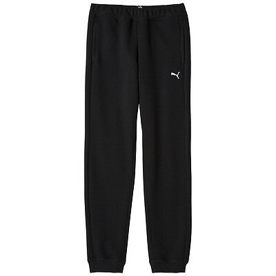 PUMA Pantalon de survêtement ESS SWEAT PANTALON CLOSED ENFANTS Jeune Black