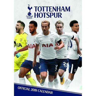 The Official Tottenham Hotspur FC Calendar 2018