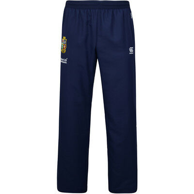 British & Irish Lions Mens Woven Rugby Presentation Trousers