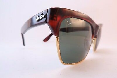 Vintage B&L Ray Ban sunglasses USA MOD. 0928 etched BL men's medium