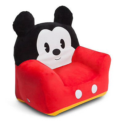 New Delta Children Disney Mickey Mouse Inflatable Kids Club Chair