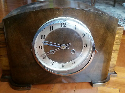 Antique Mantle Clock - Needs Work