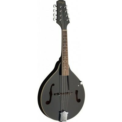 Stagg M20 Traditional Bluegrass Mandolin - Black