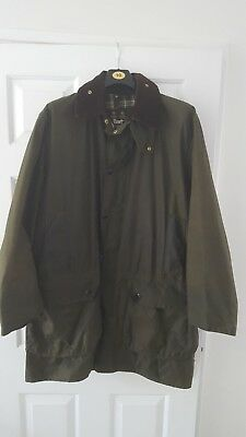 Vintage Barbour Wax Jacket