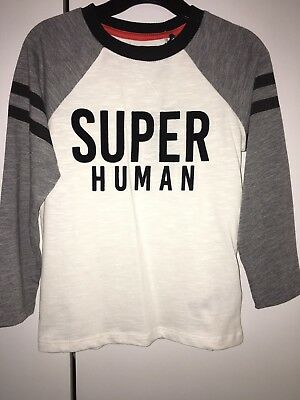 Boys My k By Myleene Klass 'super Human' Top 3-4 Years NEW
