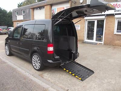 Volkswagen Caddy 1.9 DIESEL DRIVE FROM ACCESS