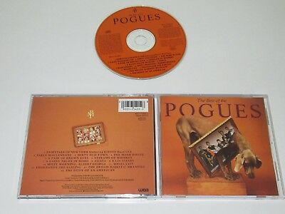 The Pogues/The Best Of The Pogues(Wea 9031-75405-2) CD Album