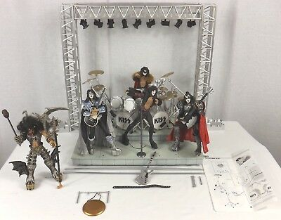 Kiss Creatures Of The Night Special Box Set Edition McFarlane Toys 2002 Loose